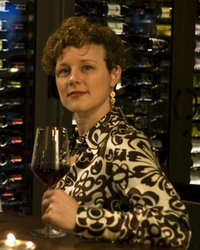 Wine School Instructor, Master Sommelier Emily Wines